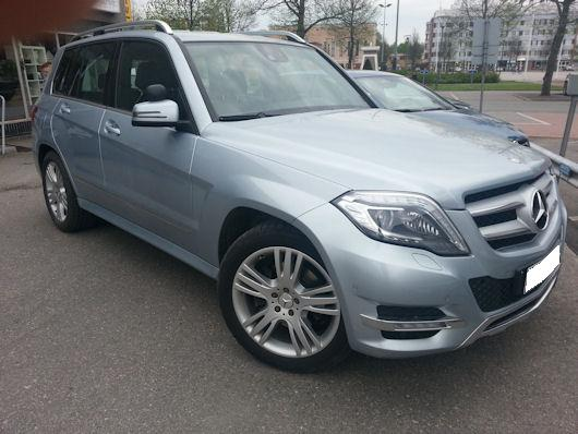 Mercedes-Benz GLK 220 CDI 4-Matic -2013